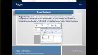 NAV 2013 Pages and Ribbons