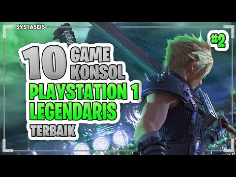 10 Game PS1 Legendaris Terbaik #2