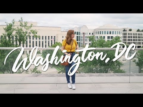 Exploring Museums in Washington, DC ✨(vlog)
