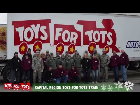 Capital Region Toys For Tots
