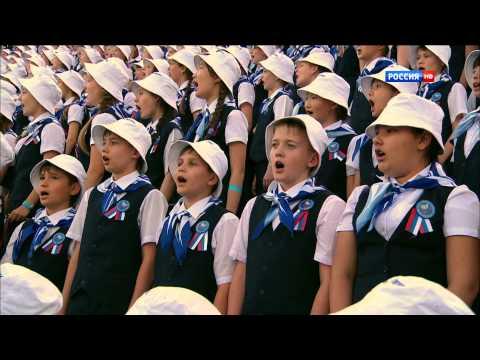 Детский хор России - Солнечный круг
