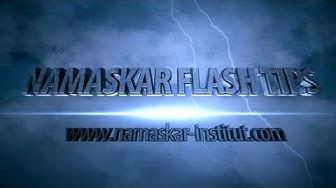 Namaskar Flash Tip #7 - Doppelzahlen Bedeutung