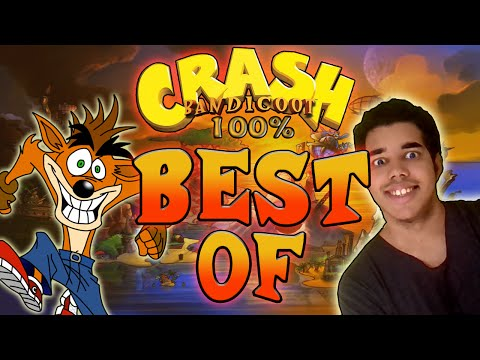 [BONUS - BEST OF FAIL] Kylesoul sur Crash Bandicoot