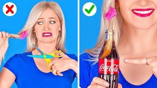 TRUQUES E MACETES QUE VOCÊ PRECISA EXPERIMENTAR|| Dicas Para Mulheres Inteligentes por 123 GO!