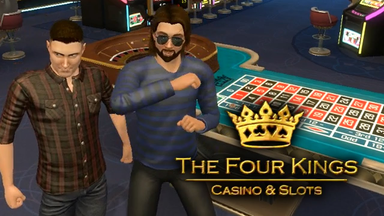 Four Kings Casino Trophaen