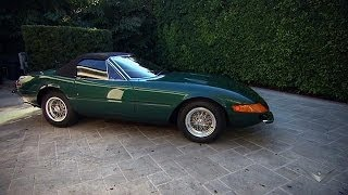 Restoring a Spyder | Chasing Classic Cars