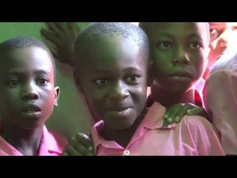 Aux Abricots, Haïti, de la lumières plein les yeux