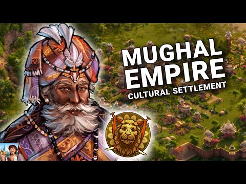 Build A Flourishing City! | Cultural Settlement: Mughal Empire | Forge Of Empires