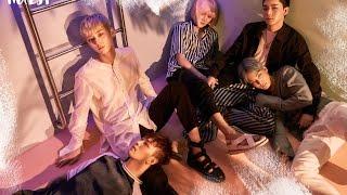 """Unboxing NU'EST 5th Mini Album """"CANVAS"""" của bạn Mẫn Quỳnh"""