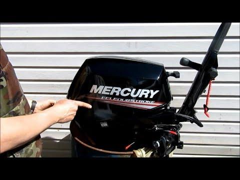 Меркури 9.9-20 инжектор 4-такта//Новинка 2019 года!!