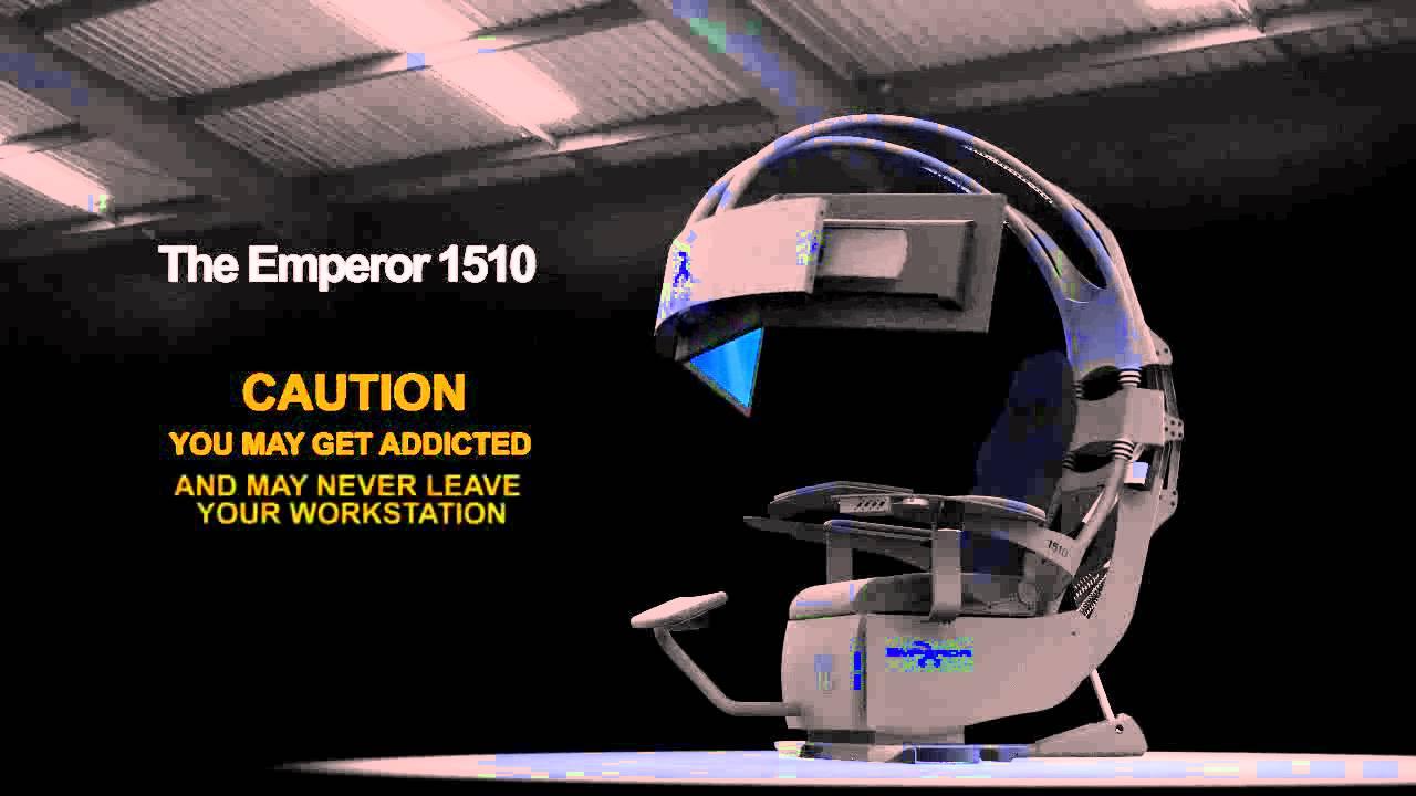 Emperor 1510 Promo CES 2012 3D graphics  YouTube