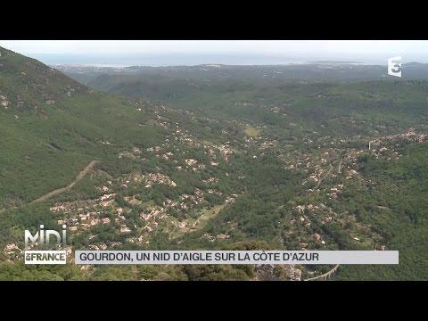 SUIVEZ LE GUIDE : Un nid d'aigle sur la Côte d'Azur