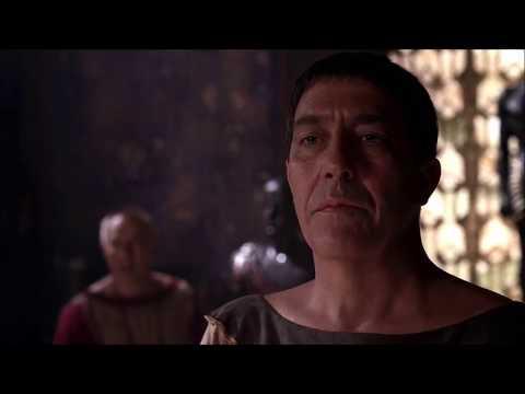 "Cleopatra meets Julius Caesar - ""Rome"""