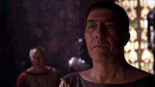Cleopatra meets Julius Caesar - &quotRome&quot
