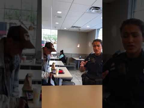homeless man kicked out of mcdonalds at myrtle beach sc