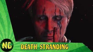 DEATH STRANDING - TRAILER PS4 2017 - ЗАГАДОЧНЫЙ ЭКШЕН С ОТКРЫТЫМ МИРОМ В СТИЛЕ HIDEO KOJIMA