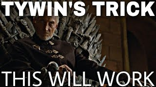 How To Pull Off Tywin Lannister