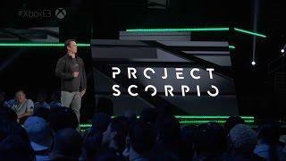 Xbox Scorpio Filtrados sus juegos, características y mucho más (RUMOR)
