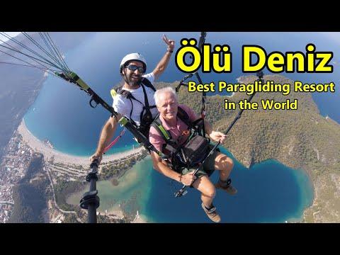 Ölü Deniz, Turkey,  Best Paragliding Resort In The World