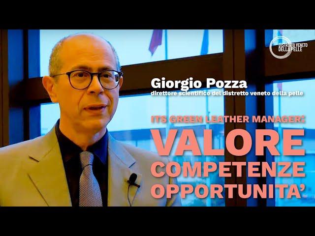 ITS Green Leather Manager. Valore, competenze e opportunità