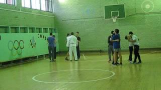 Мой дебют на уроке физической культуры в средней школе)