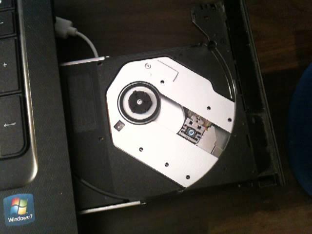 nettoyer lentille du lecteur disque