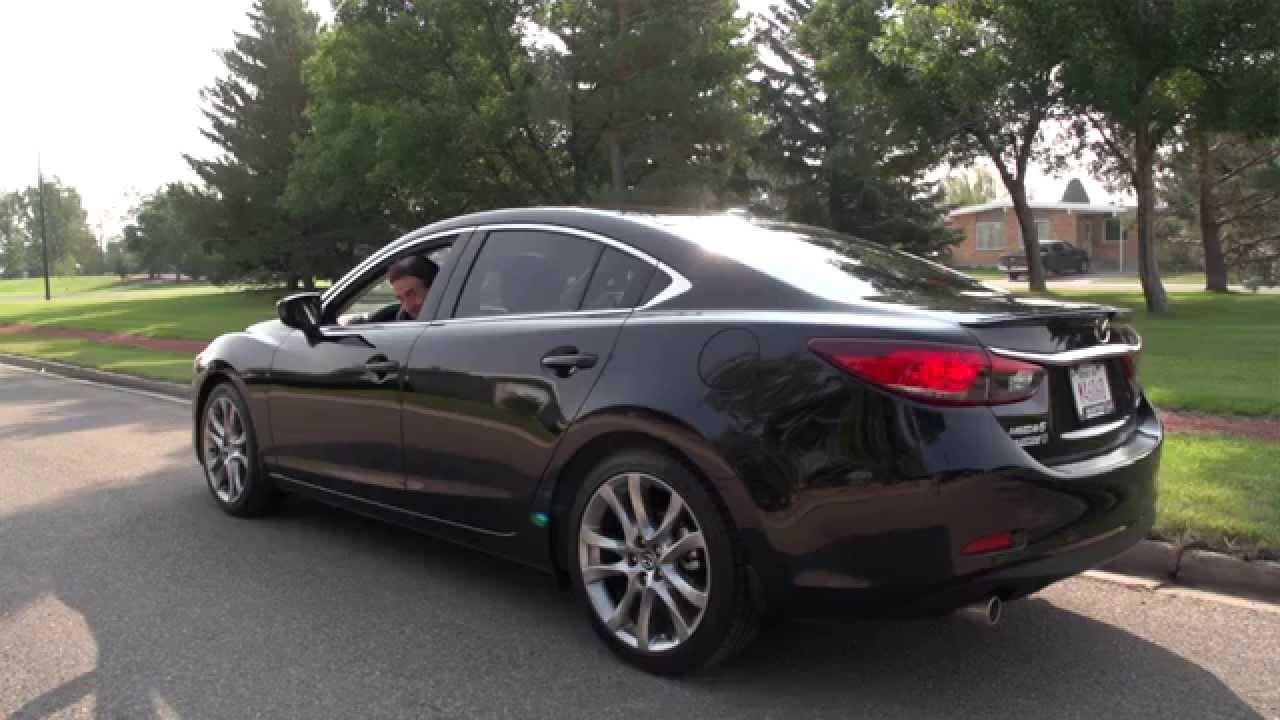 2015 Mazda6 Review Lethbridge Southern Alberta Mazda