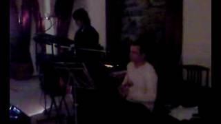 Ресторан Столбы Обнинск живая музыка 2006 г