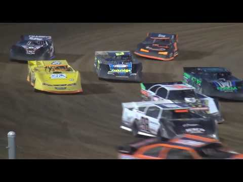 IMCA Late Model feature Independence Motor Speedway 6/8/19