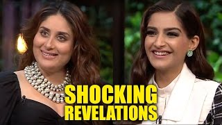 Koffee With Karan season 5 | Gossip girls Sonam-Kareena's SHOCKING revelations