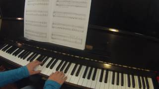 Let's Waltz by Elvina Pearce  |   |  RCM piano repertoire preparatory level A Celebration Series