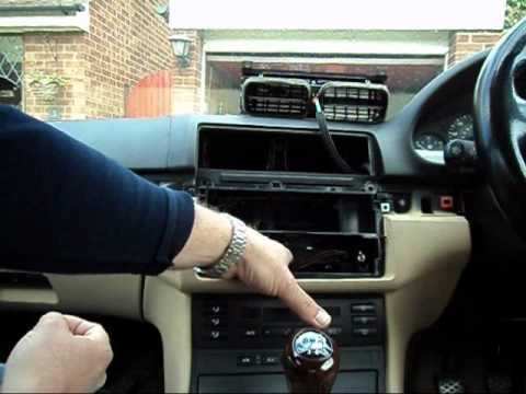 2006 Bmw Wiring Diagram Bmw E46 Dvd Sat Nav Install Hualingan Youtube
