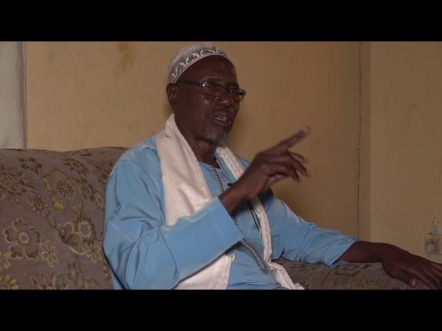 Imam Ansumana Sawaneh  Imam of Kanifing South Mosque Pt.2