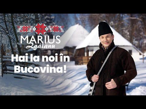 Marius Zgâianu - Hai la noi în Bucovina...iarna! / Tel.interpret: 0742 080 183