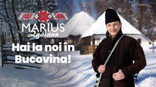 Marius Zgaianu - Hai la noi in Bucovina...iarna! Tel.interpret 0742 080 183