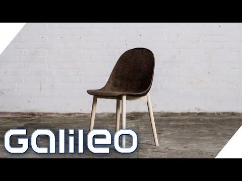 Möbel aus Algen? Die dänischen Design-Pioniere | Galileo | ProSieben