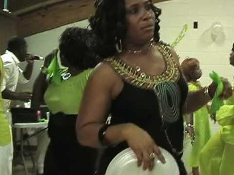 Liberian Birthday Party