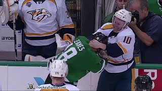 Colton Sissons vs Patrick Eaves Mar 29, 2016