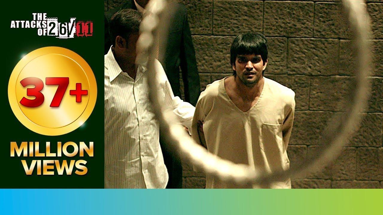 Download The death of Kasab | The Attacks Of 26/11 | Nana Patekar | Movie Scene