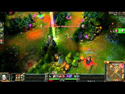 видео: league of legends - Человек с реактивным ранцем