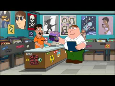 Family Guy - The Bach and Debussy