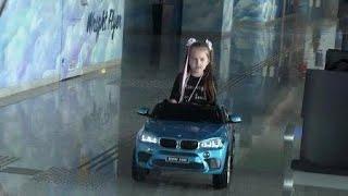 Аэропорт Минска открыл зону паспортного контроля для детей