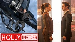 Tom Cruise Reveals the Most Challenging Movie Hes Ever Made in Mission Impossible – Fallout