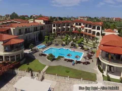 Blue Bay Hotel - Afitos Halkidiki (2016)