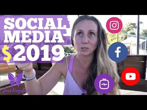 How To Make Money On Social Media 2019 | Make Money Online