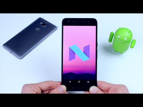 Comment Installer Android N Preview ?
