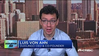 Here's why language learning app Duolingo ranked number 28 on CNBC Disruptor 50 list