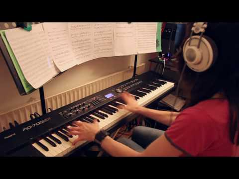 System Of A Down - ATWA - piano cover