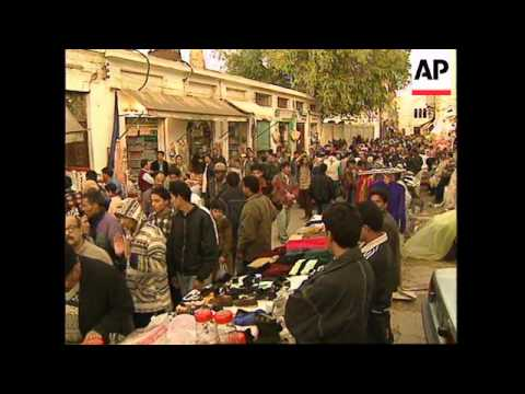 LIBYA: COUNTRY BANKING ON TOURISM TO RESCUE BATTERED ECONOMY (V)
