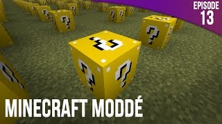Le retour des Lucky Blocks ! | Minecraft Moddé S2 | Episode 13